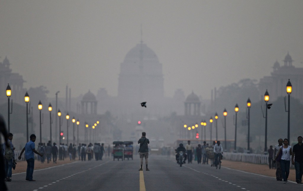 Delhi is unliveable, says NYT correspondent