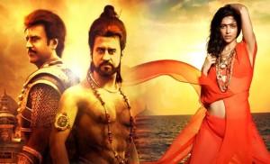 Kochadaiiyaan - Rajinikanth and Deepika