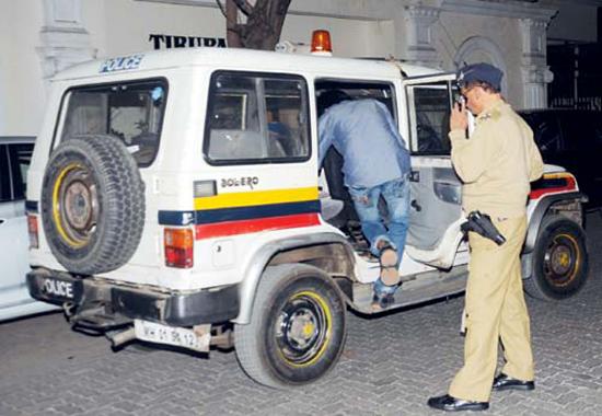 Mumbai cops
