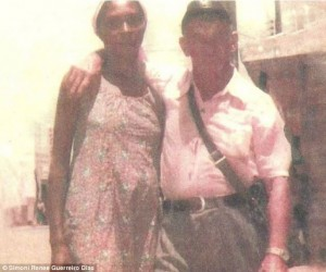 Brazilian student claims this is the picture of Hitler with black woman in Brazilian town here they lived incognito