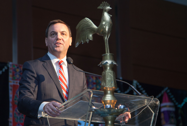 Ontario Progressive Conservative Party leader Tim Hudak.