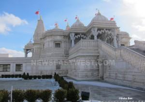 Toronto BAPS Swaminarayan Mandir1