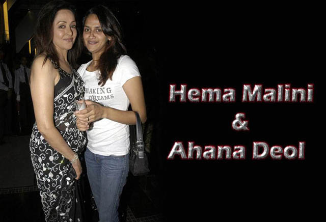 Hema Malini: My dream of a Big Fat Punjabi Wedding for myself is coming true for Ahana