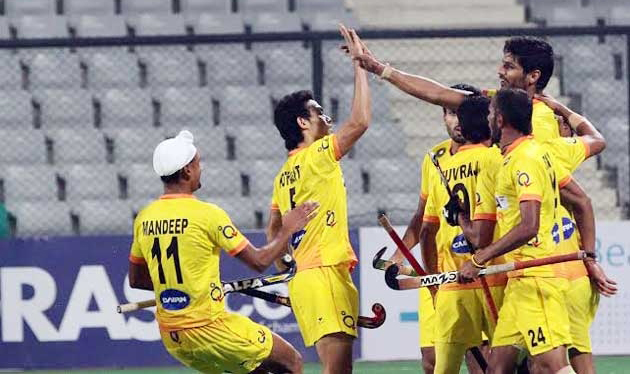 India beat Germany 5-4 in Hero World League Finals