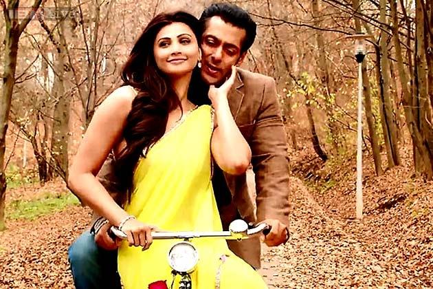 jai ho - Daisy Shah and Salman Khan