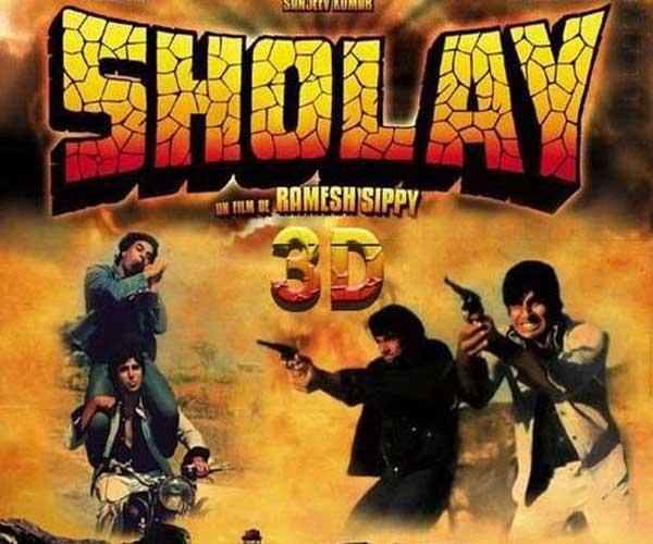Sholay 3D review: Sholay remains Sholay in 3D!