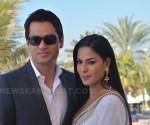 veena-malik-with her husband