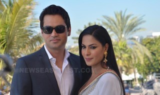 veena-malik-with her husband