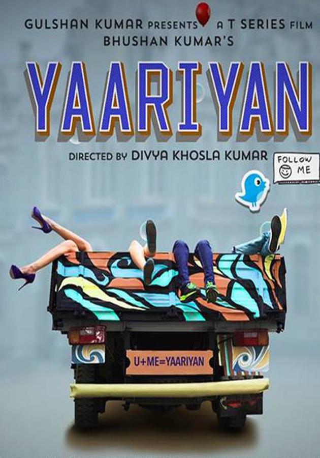 Yaariyan Hindi Movie Poster yaariyan-movie-poster