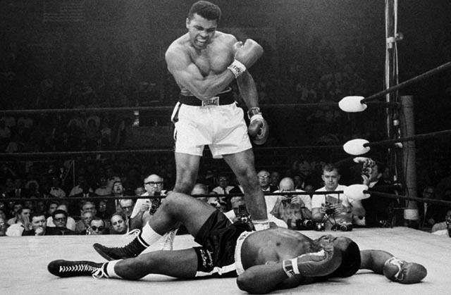 Was Muhammad Ali's famous victory over Sonny Liston in 1964 fixed?