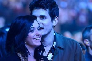 Katy and John Mayer