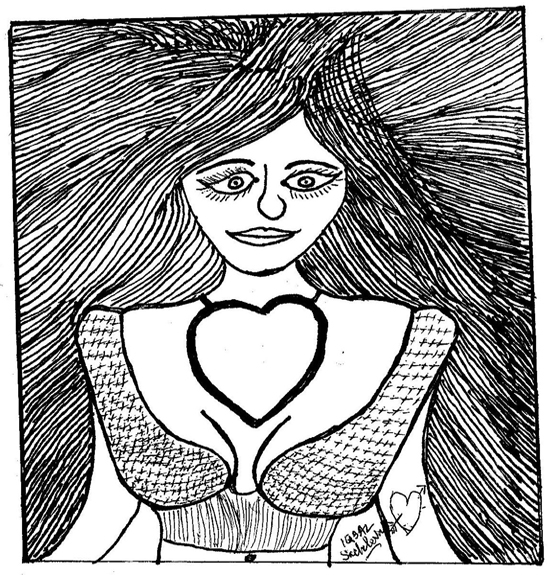 valentine's mind