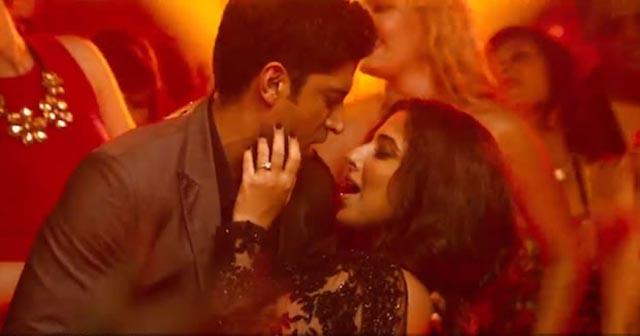 Vidya and Farhan