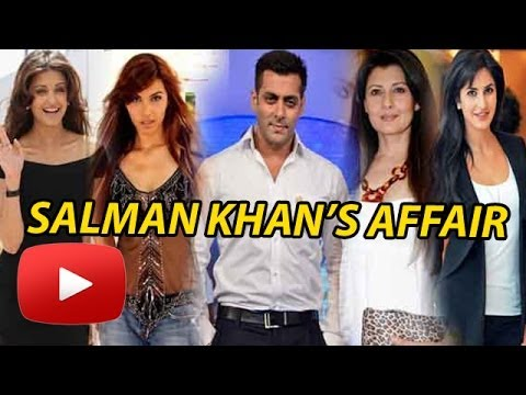 Actresses who almost became Mrs.Salman Khan