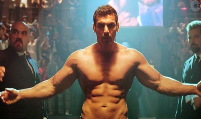 Actor John Abraham to play the role of Gama Pehalwan in his film.