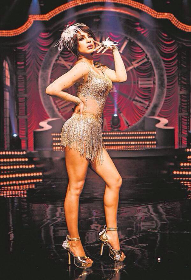 priyanka cabaret dancer