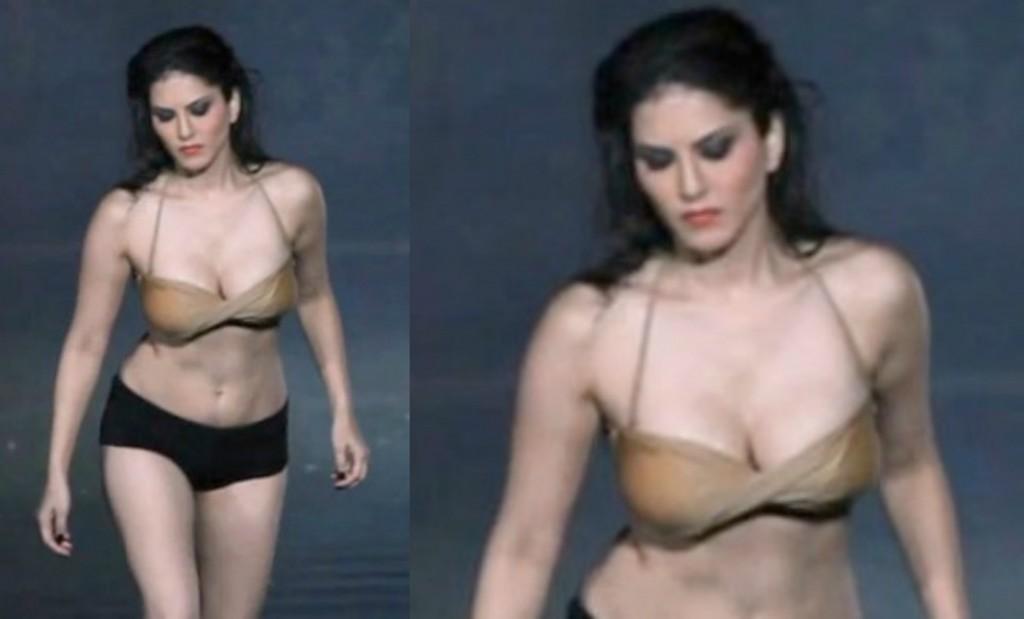 Sunny Leone's sizzling wet scene