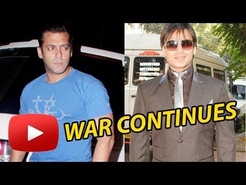 Vivek Oberoi refuses to talk about Salman