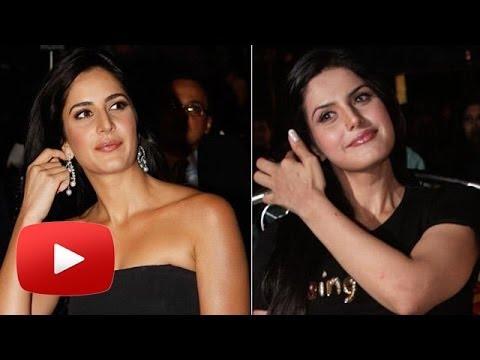 Zarine Khan blames Katrina for her flop career