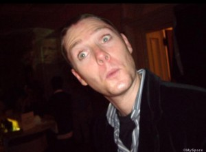 Brian Dickson - the accused.