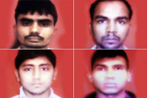 Delhi gang-rape convicts