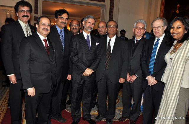 Dr Subrahmanyam Jaishankar in Chicago