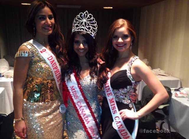 Miss Canada Priya Madaan