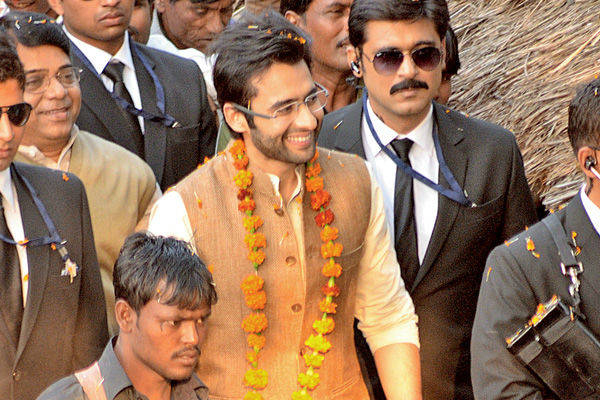 Scene from Youngistaan