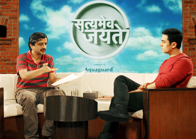 Aamir Khan gets death threats over Satyamev Jayate, buys bombproof car
