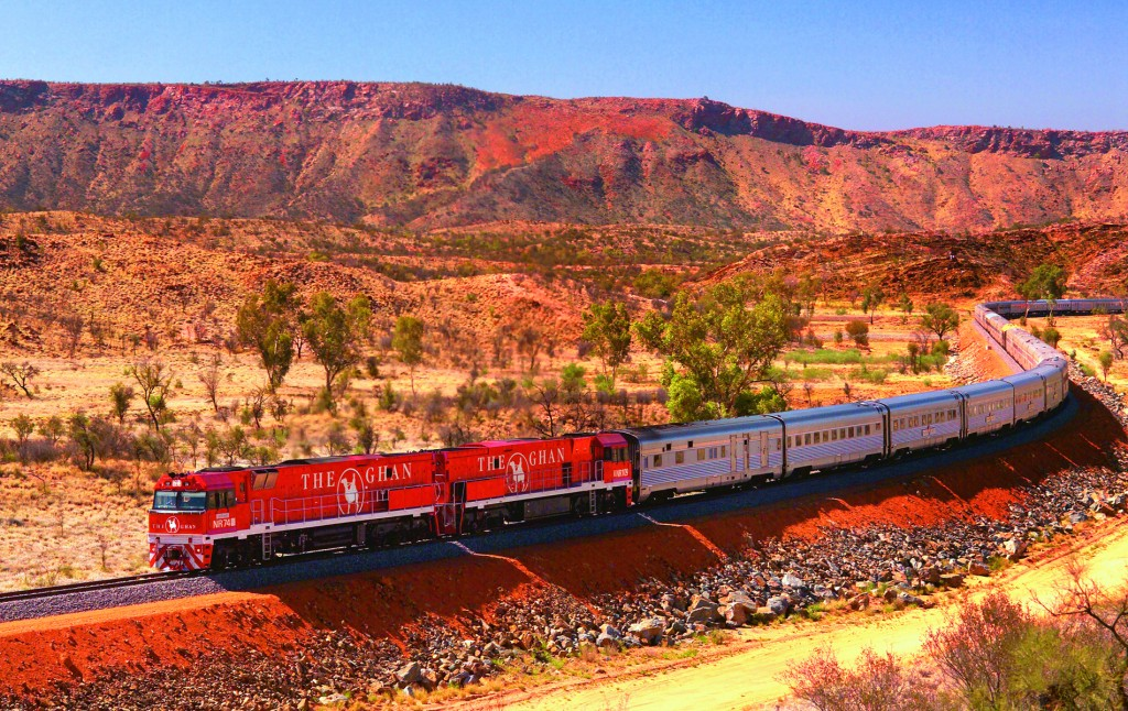 World's top train journeys