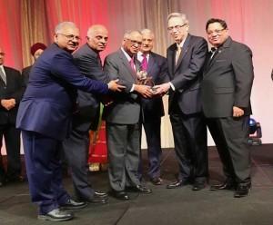 CIF Chanchlani Award for Narayana Murthy