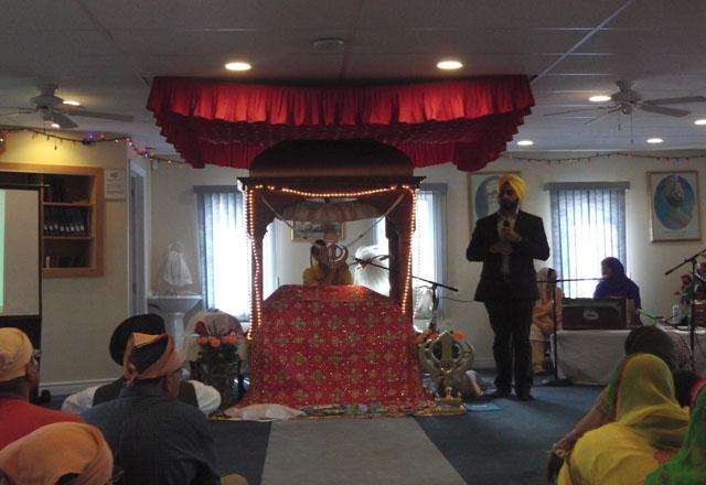 Sikh Gurdwara of St. John's