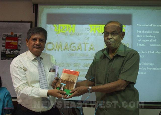 IIT Kharagpur workshop on Komagata Maru