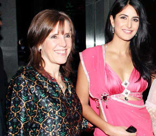 katrina with mom