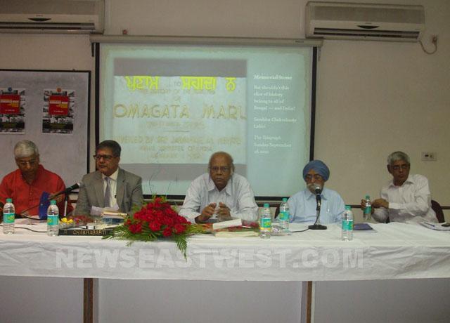 Komagata Maru workshop at IIT Kharagpur