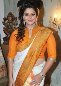 Bollywood actress-turned-politician Nagma.