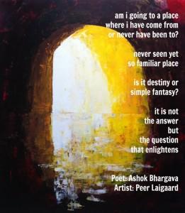 Poet-o-Graphy by Ashok Bhargava