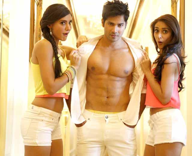 Varun Dhawan, Ileana and Nargis