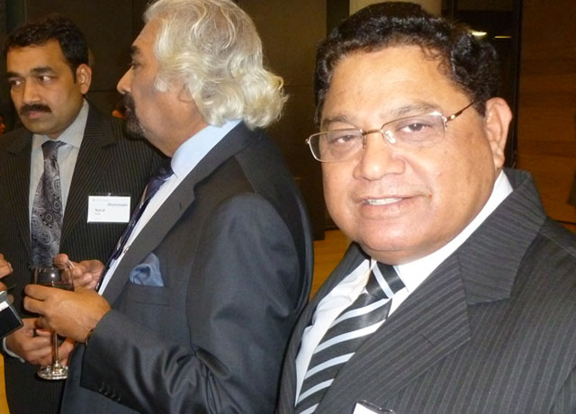 Vasu Chanchlani, best-known Indo-Canadian philanthropist and entrepreneur, passes away