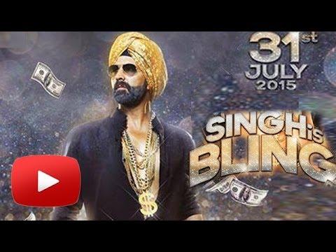 Akshay in Singh Is Bling – first look