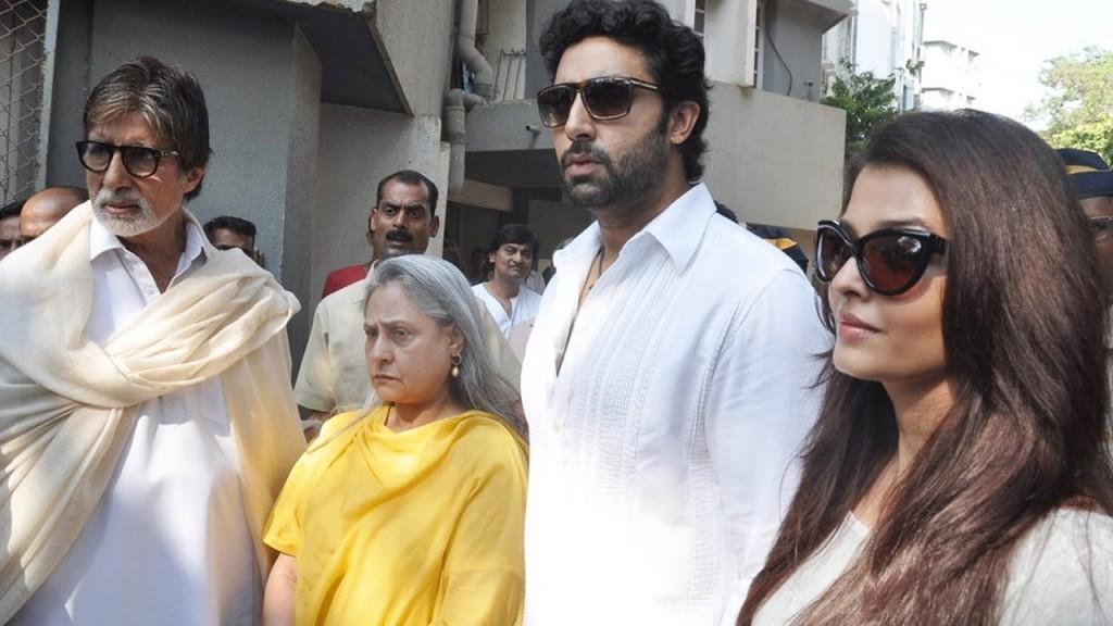 Bachchans cast their vote