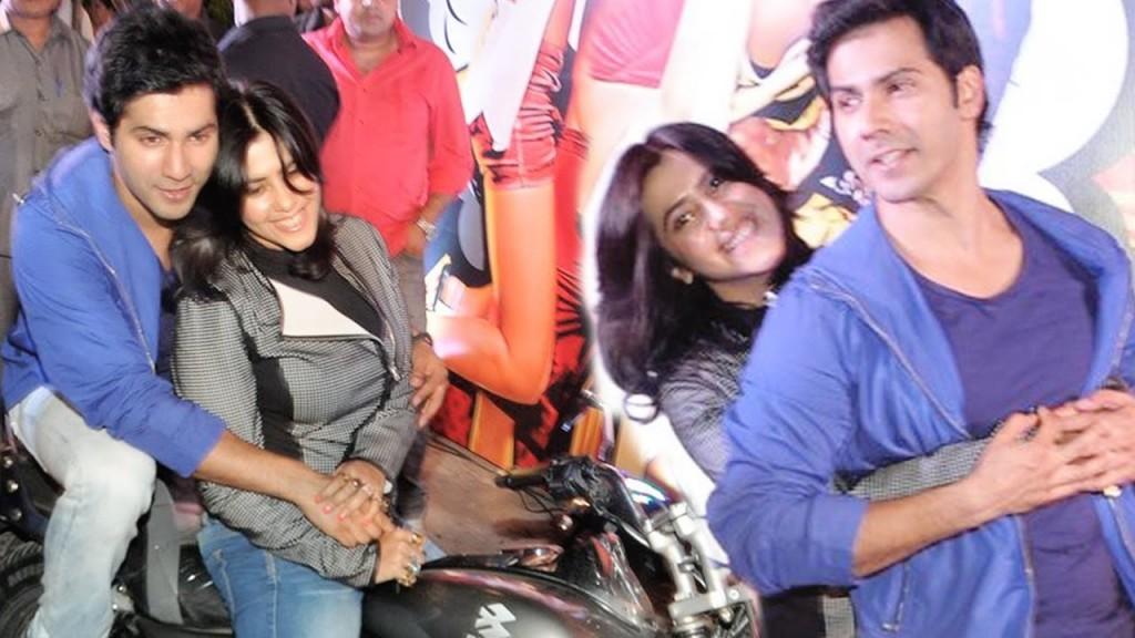 Ekta Kapoor is a wild cat, says Varun Dhawan