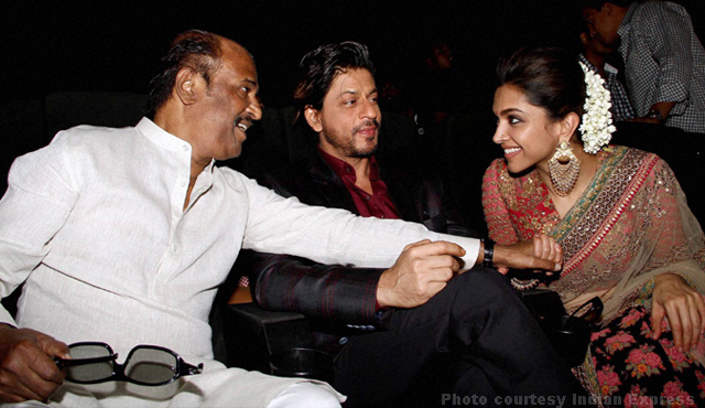 Deepika gives tough fight to Rajinikanth in Kochadaiyaan