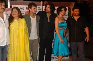 sikander kher (middle) and gul panag