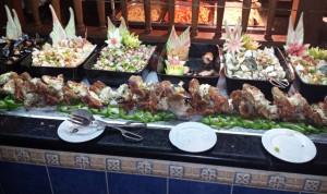Cuba feast