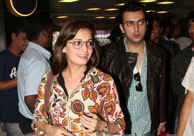 How Dia Mirza's boyfriend stumped her