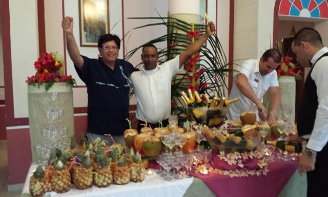 Fun times in Cuba