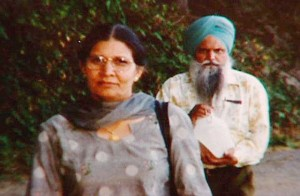 Jassi Sidhu's mother Malkiat Sidhu and her uncle Surjit Badesha who face deportation to India.