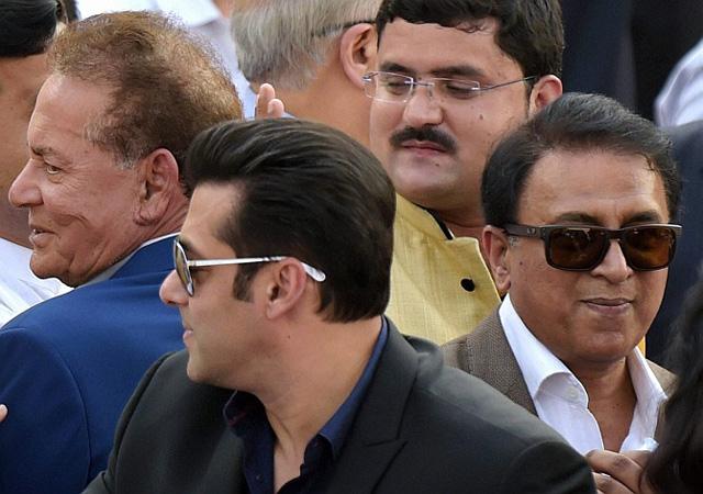 Salman, dad Salim Khan got no chance to talk to Modi