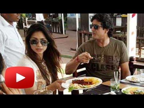 Tanisha and Armaan Kohli caught